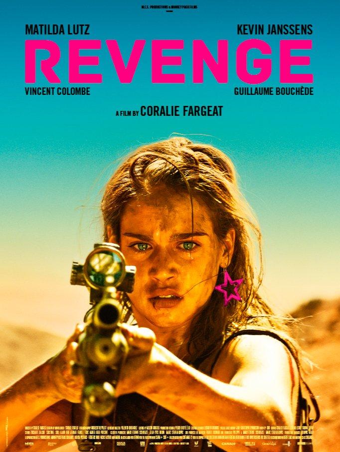 Revenge: un thriller vengeur féministe dès plus sanglant