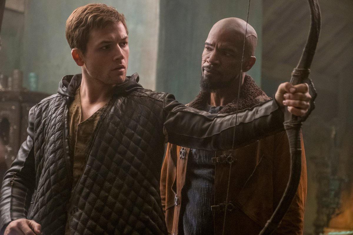 Robin Hood: Taron Egerton est Robin des Bois
