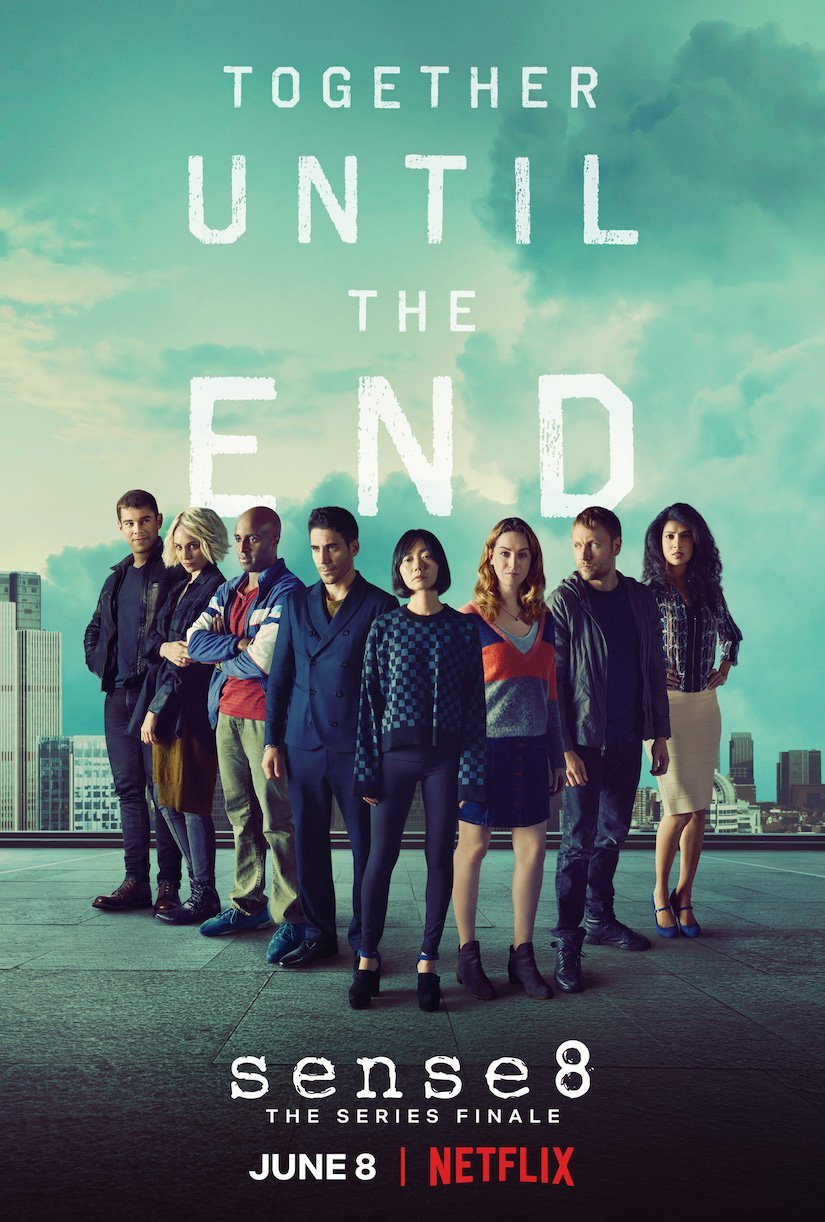 Sense8: Together Until The End