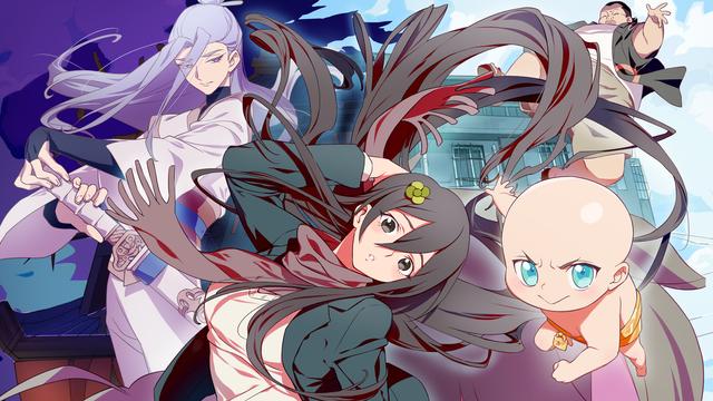 To Be Heroine: l'anime déjantée en simulcast sur Crunchyroll