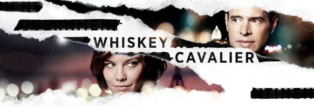 Whisky Cavalier: ABC présente sa nouvelle série avec Lauren Cohan
