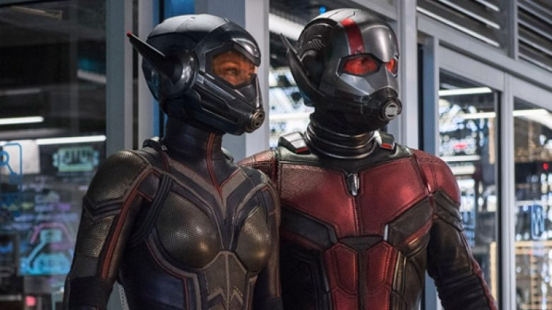Marvel Studios' Ant-Man and The Wasp: un première bande-annonce