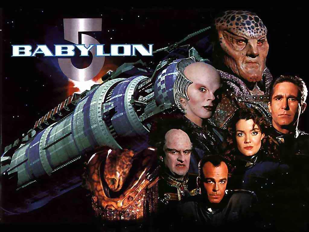 Babylon 5 arrive sur Amazon Prime en juin