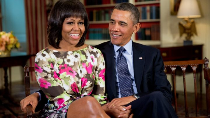 Barack Obama et Michelle Obama