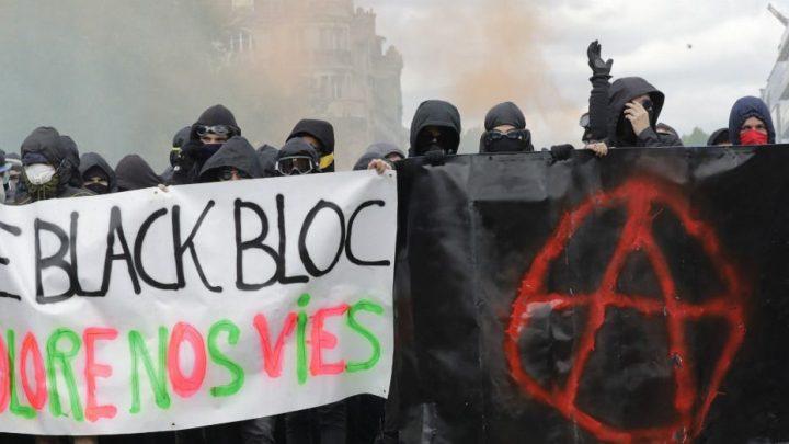 C dans l'air: Black Bloc - le péril noir