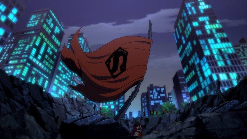 The Death of Superman: un premier trailer pour le film animé