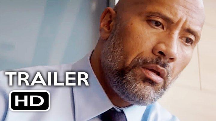 Skyscraper: un trailer pour le nouveau film d'action de Dwayne Johnson