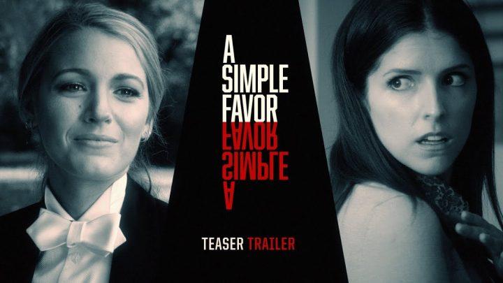 A Simple Favour: un nouveau trailer pour le film de Blake Lively