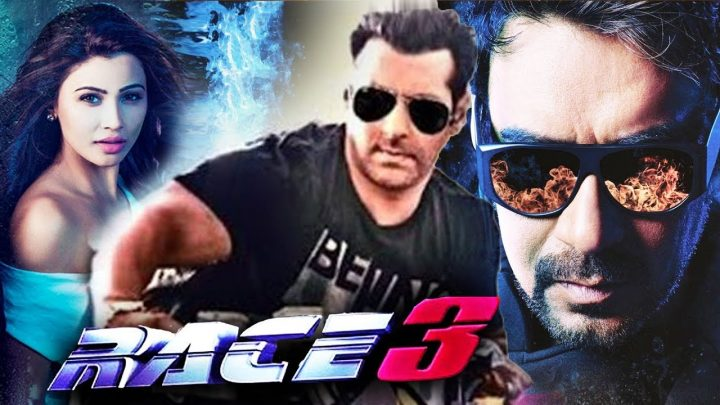 Race 3: le thriller d'action bollywoodien en image