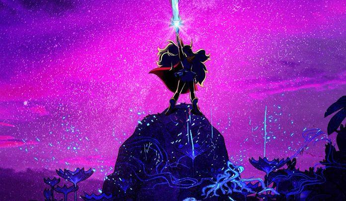 She-Ra and the Princesses of Power: un premier aperçu du reboot Netflix