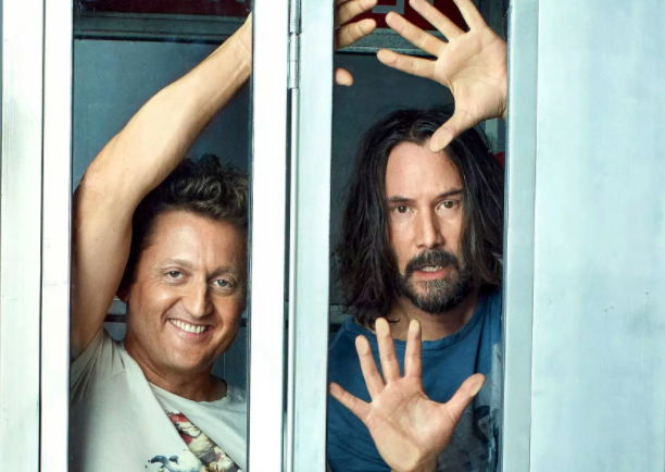 Bill & Ted Face the Music: Keanu Reeves et Alex Winter sont de retour
