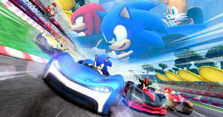 Sega annonce le jeu Team Sonic Racing