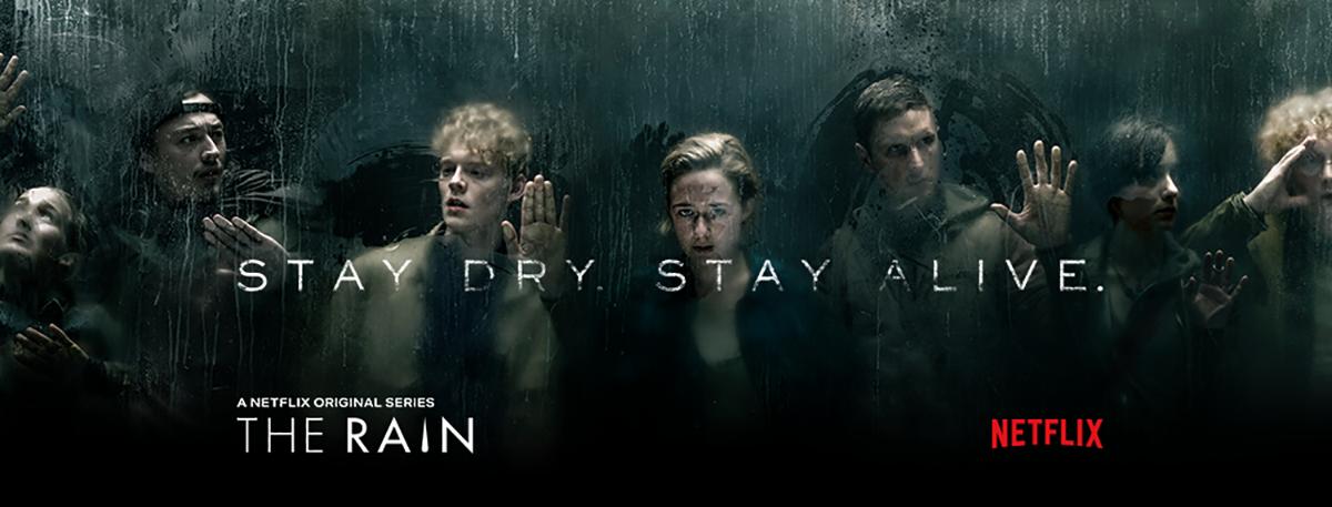 The Rain: une première série originale danoise pour Netflix