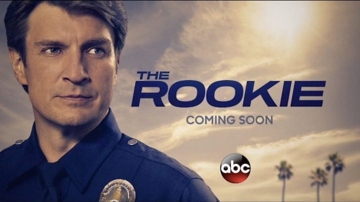 The Rookie: Nathan Fillion est la nouvelle recrue