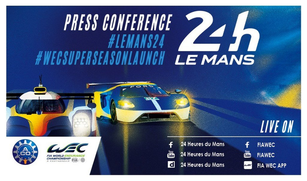 24 heures du mans 2018 live stream la course en direct sur youtube tvqc. Black Bedroom Furniture Sets. Home Design Ideas