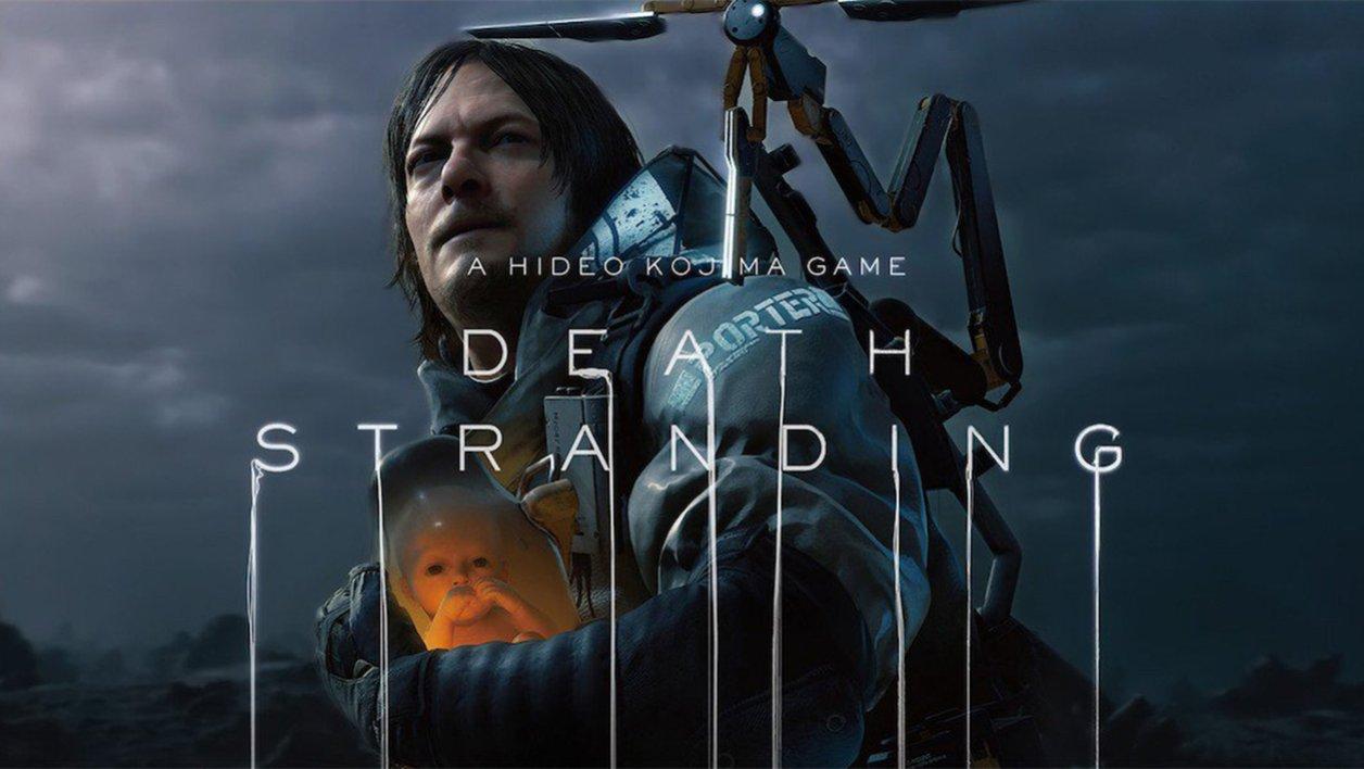 Death Stranding: l'étrange trailer avec Norman Reedus et Lindsay Wagner