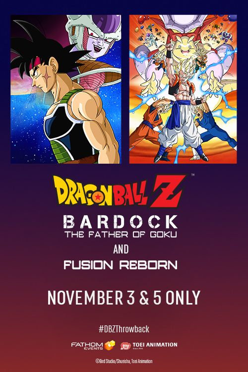 Dragon Ball Z Saiyan Double Feature