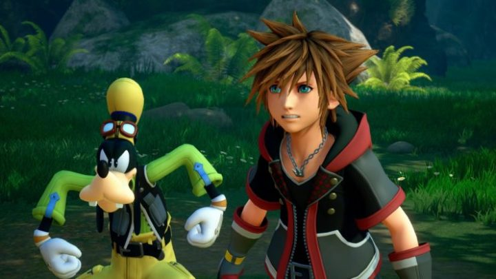 E3 2018 : Kingdom Hearts III