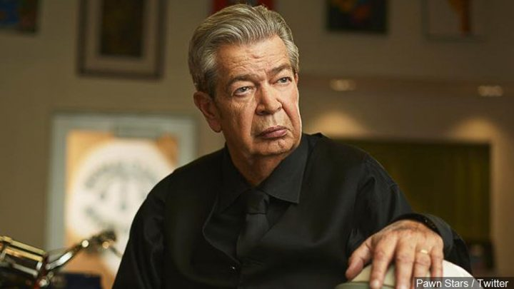 Pawn Stars: Richard 'The Old Man' Harrison est mort, il avait 77 ans