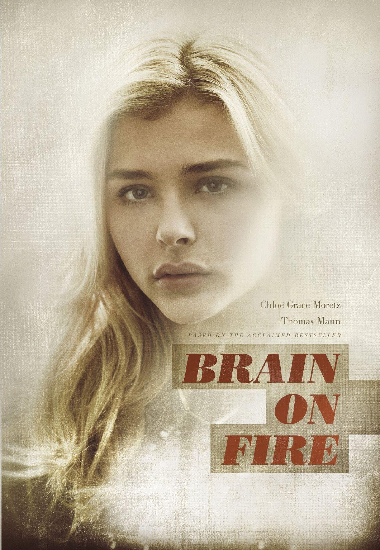 affiche du film Brain On Fire