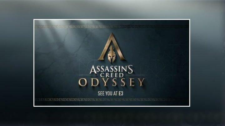 E3: Assassin's Creed Odyssey confirmé par Ubisoft