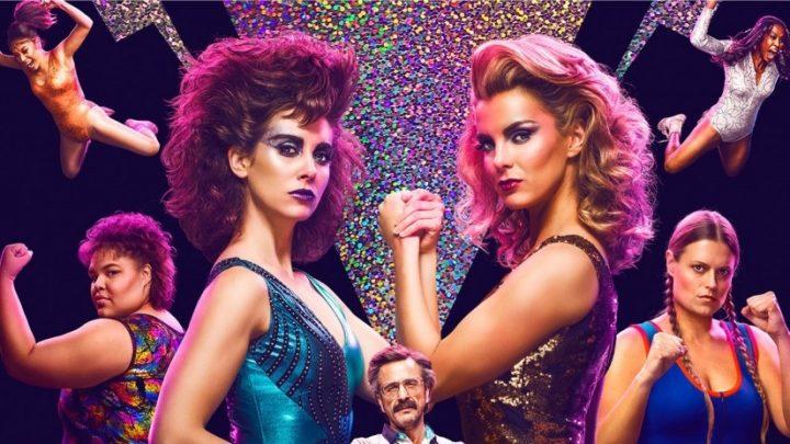 GLOW saison 2: un nouveau trailer avec Alison Brie et Betty Gilpin