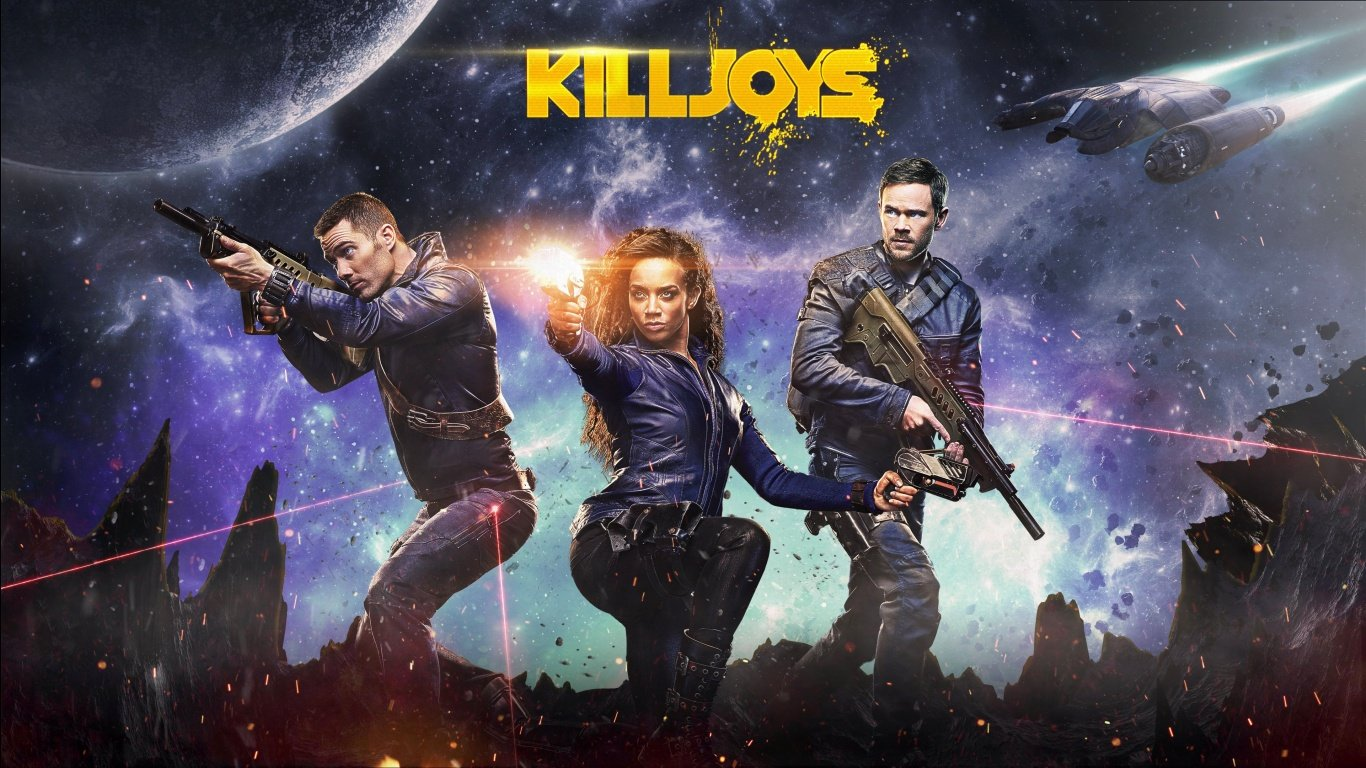 Killjoys saison 4