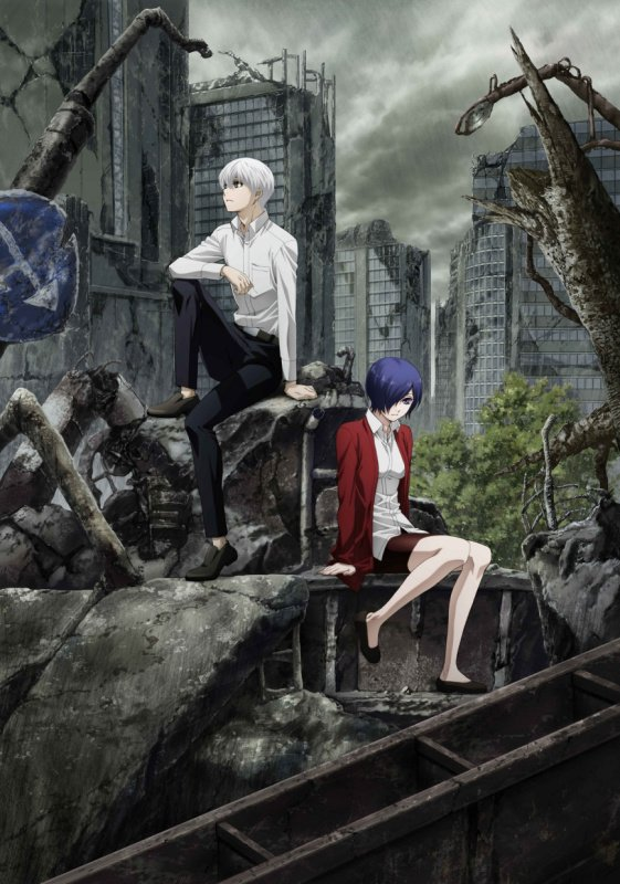 Tokyo Ghoul:re saison 2