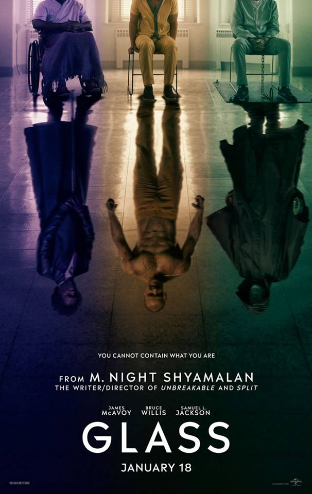 Glass M. Night Shyamalan