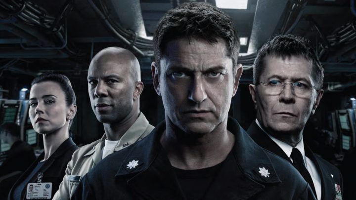 Hunter Killer: le trailer officiel avec Gerard Butler, Gary Oldman, Common