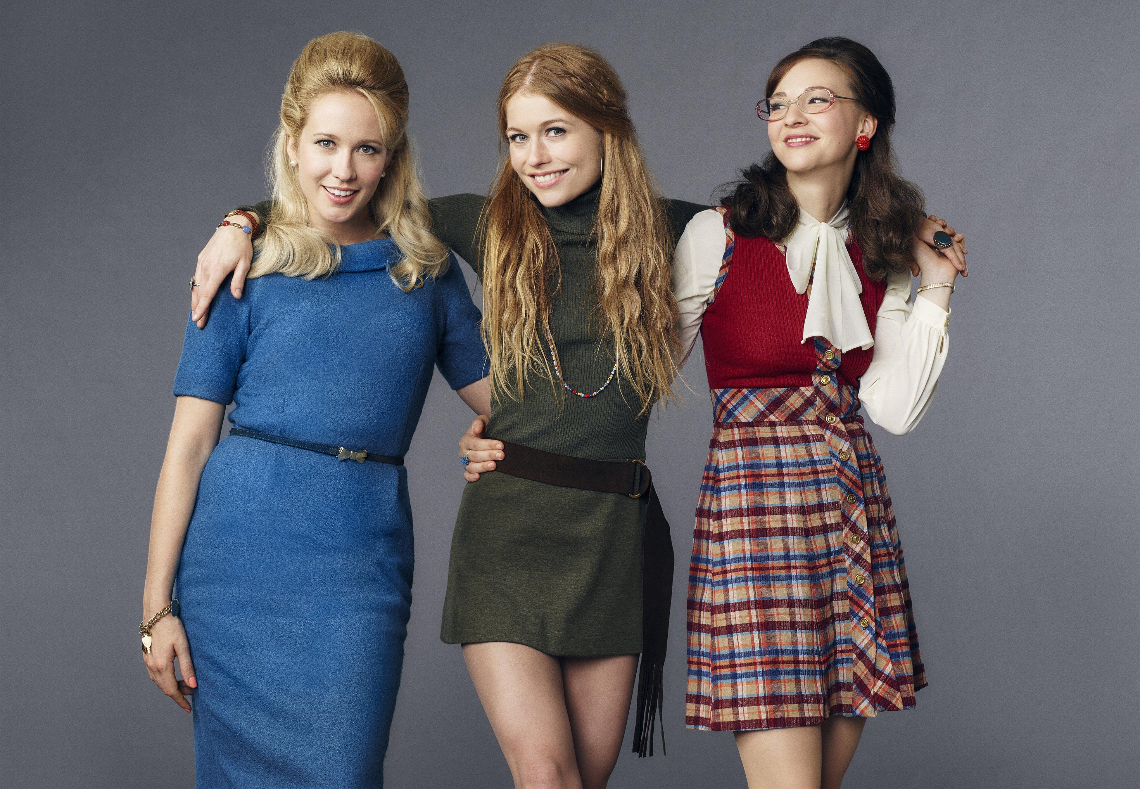 La révolte des bonnes filles