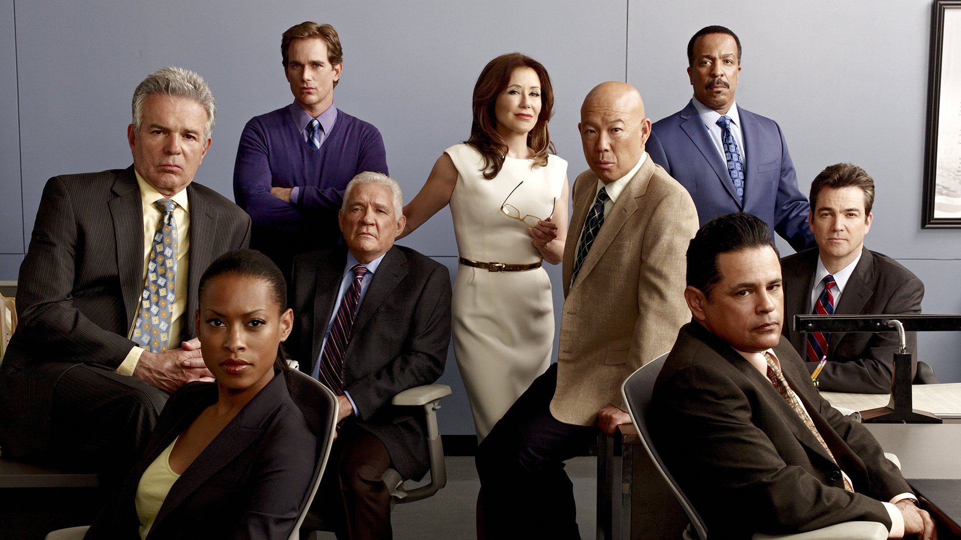 Major Crimes saison 5