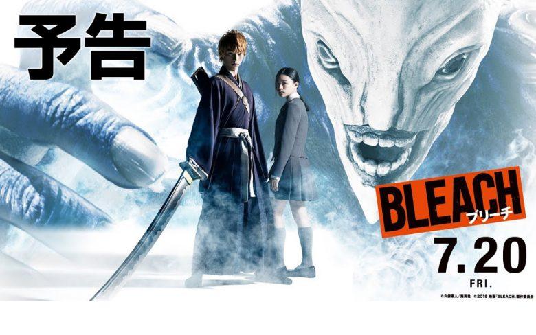 Bleach - Critique du film de Shinsuke Sato