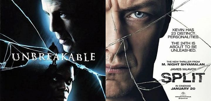 Glass: M. Night Shyamalan