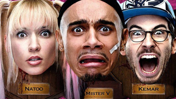 Le Manoir: la comédie d'horreur disponible sur Netflix