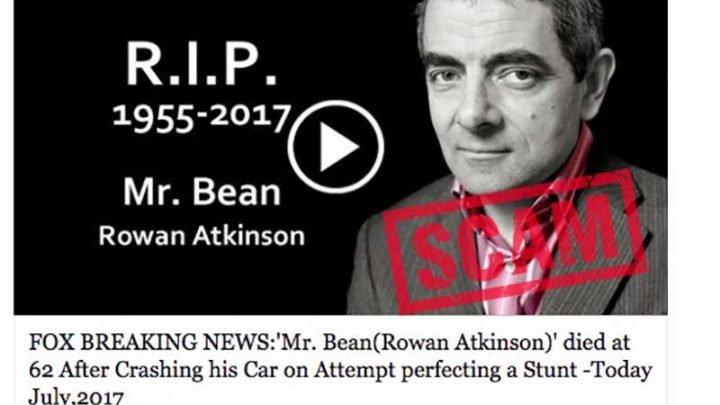 Mr Bean n'est pas mort