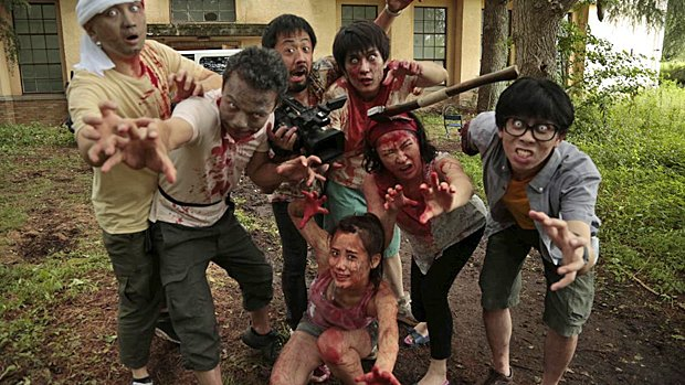 One Cut of the Dead - Critique du film de Shinichiro Ueda