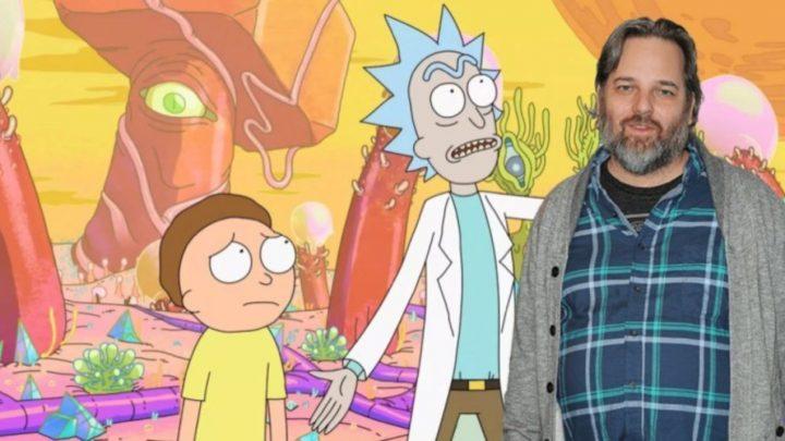 Rick and Morty: Dan Harmon fait scandal suite à la réapparition d'un vidéo de 2009