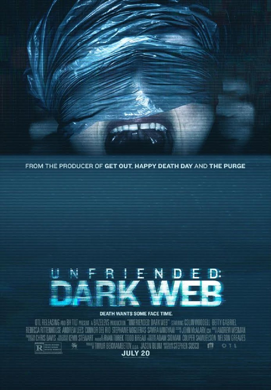 Unfriended: Dark Web fantasia