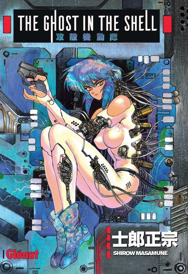 Ghost in the Shell : Un nouvel animé annoncé
