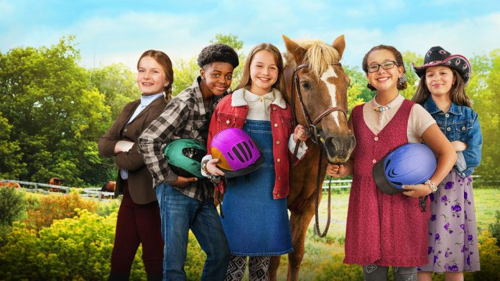 Le Club de la deuxième chance: une nouvelle série équestre chez Netflix