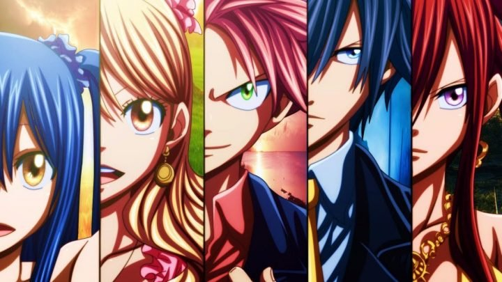 Fairy Tail Final Season