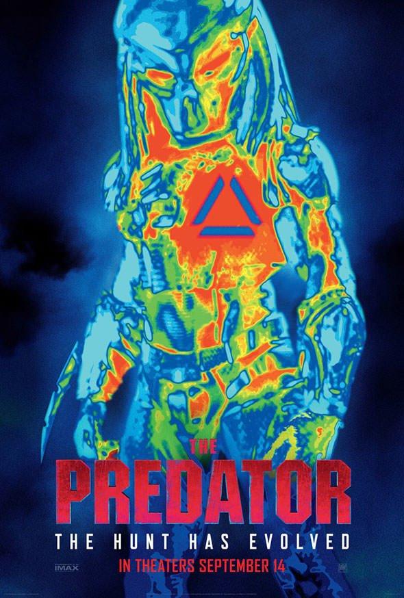 The Predator: Une superbe nouvelle affiche pour le film