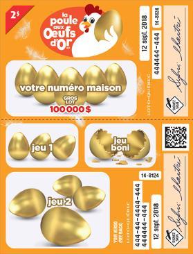 La poule aux œufs d'or