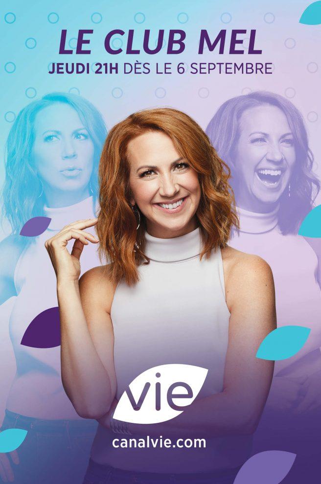 Canal Vie dévoile sa nouvelle identité visuelle