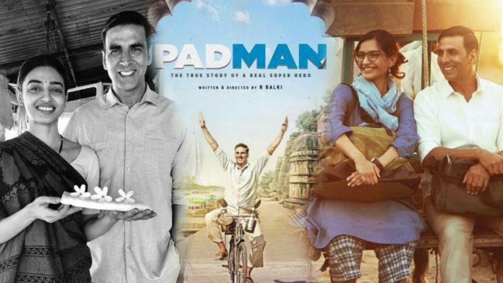 Pad Man: le film indien de Bollywood est disponible sur Netflix