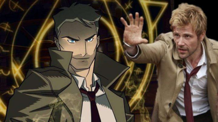 Constantine: The Legend Continues: une diffusion spéciale sur The CW