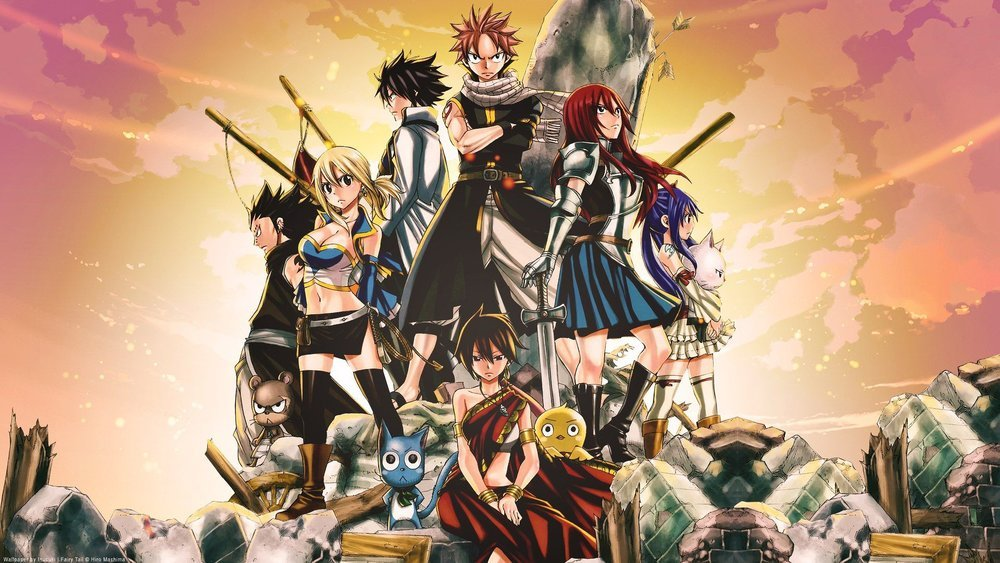 Fairy Tail: Final Season