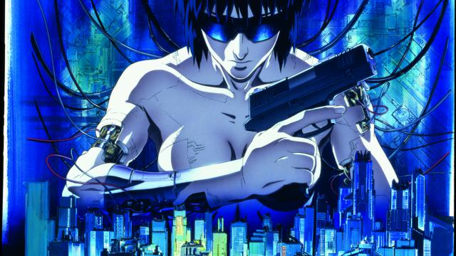 Un nouvel animé Ghost in the Shell annoncé