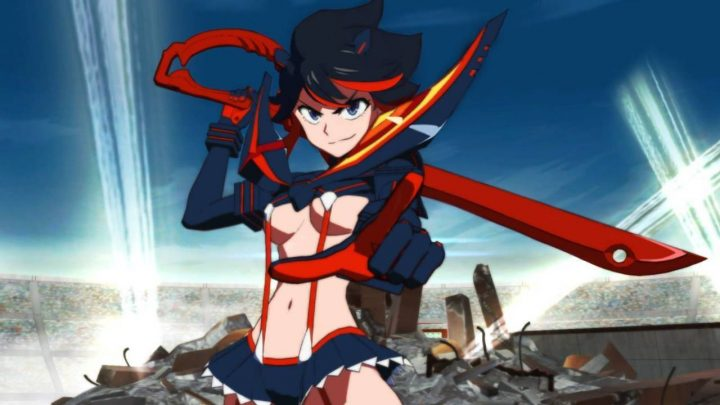 Kill la Kill the Game -if-